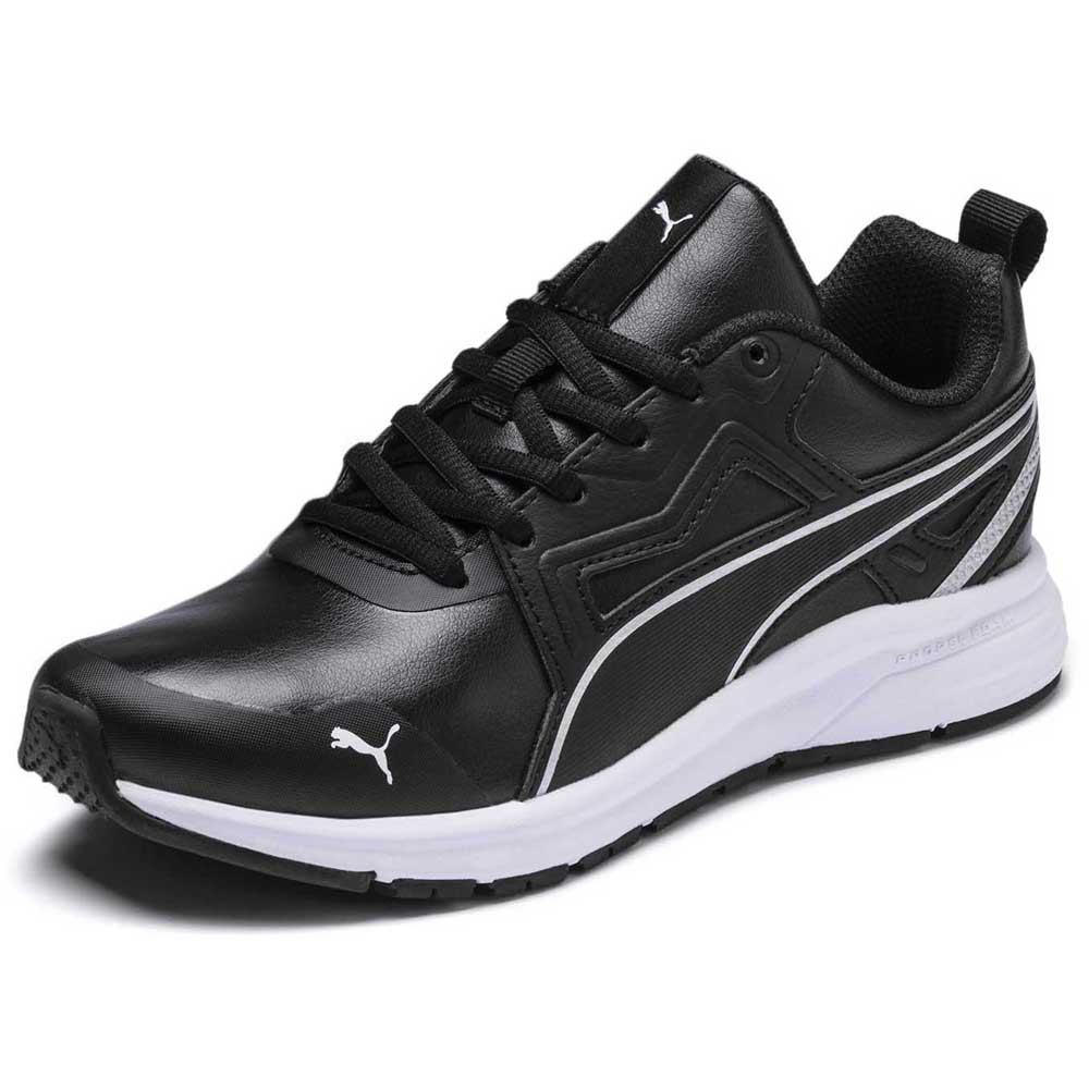 Puma Pure Jogger SL Junior Trainers Black, Dressinn