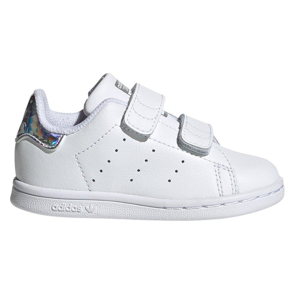 online store 23138 f13e9 adidas originals Stan Smith Cloudfoam Infant