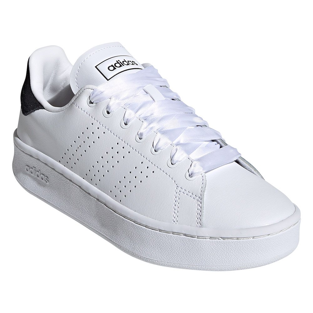 adidas Advantage Bold White buy and offers on Dressinn