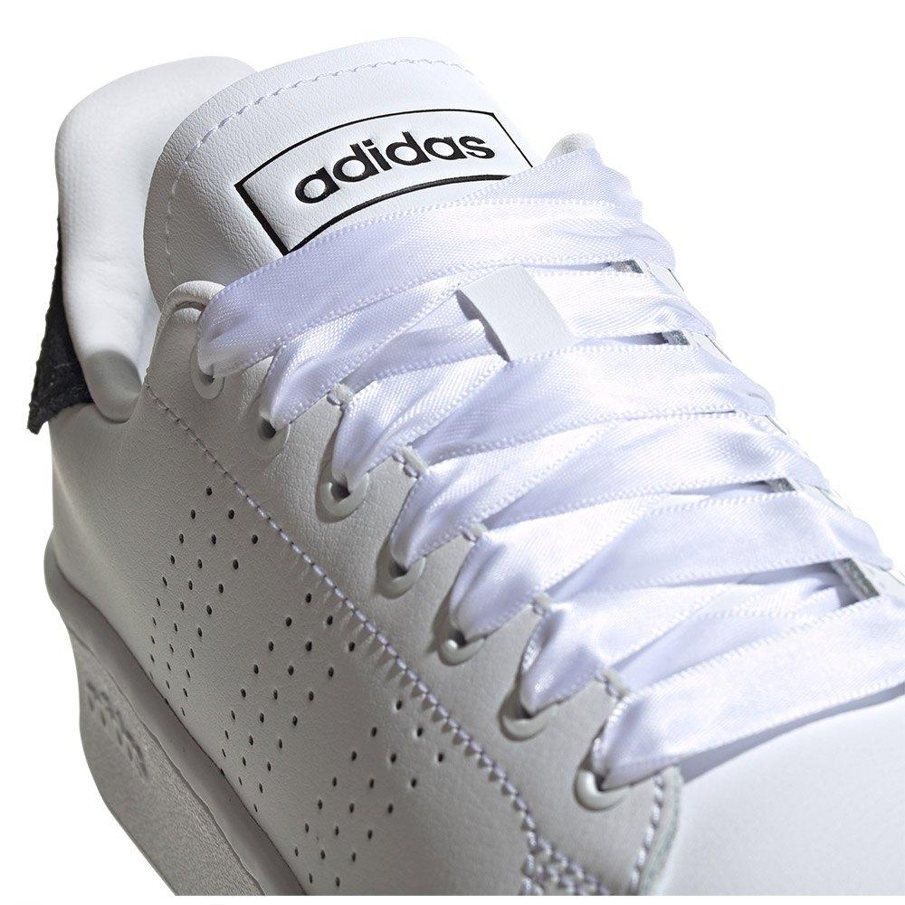 oben Braun Adidas Originals Schuhe Stan Smith Bold W DA8641