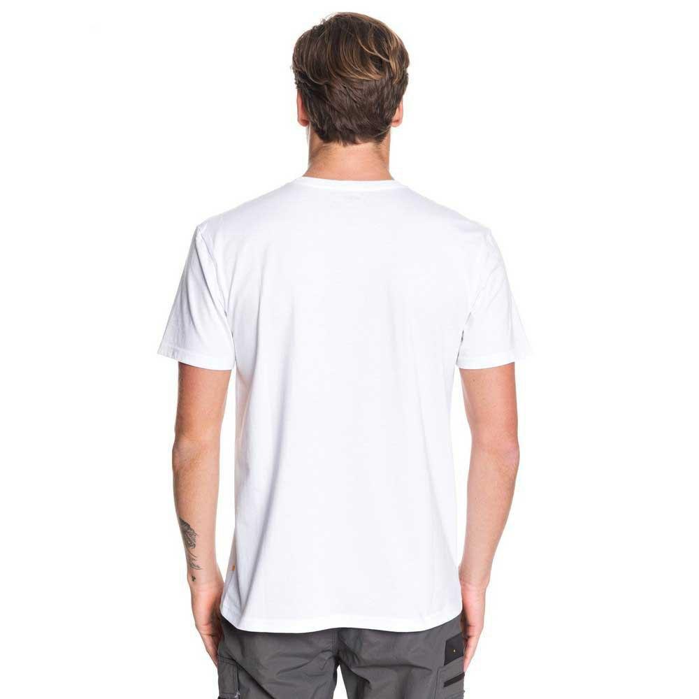 Quiksilver Waterman enkle linjer kort ermet T skjorte i