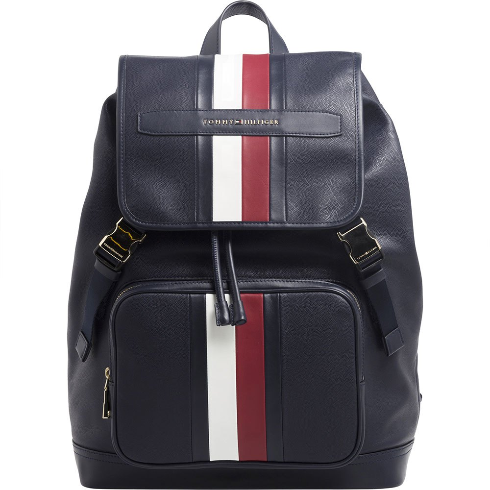 fd067263a Tommy hilfiger Elevated Leather Corp Black, Dressinn
