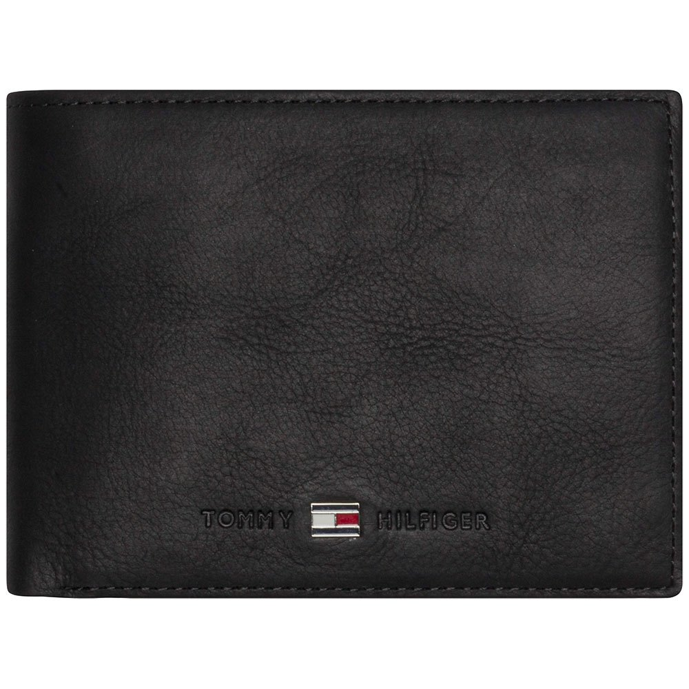 Impresionismo Electropositivo mermelada  Tommy hilfiger Johnson Cc And Coin Pocket Black, Dressinn