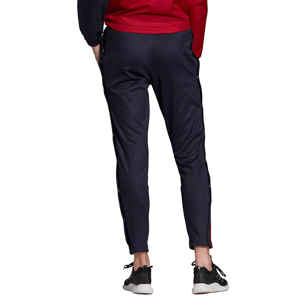 adidas ID 3 Stripes Snap Blå kjøp og tilbud, Dressinn Bukser