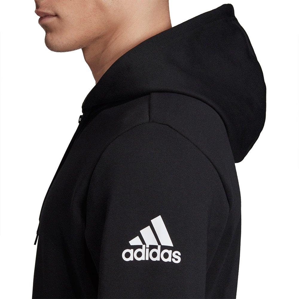 adidas Must Haves Plain Jacke Grau | adidas Deutschland