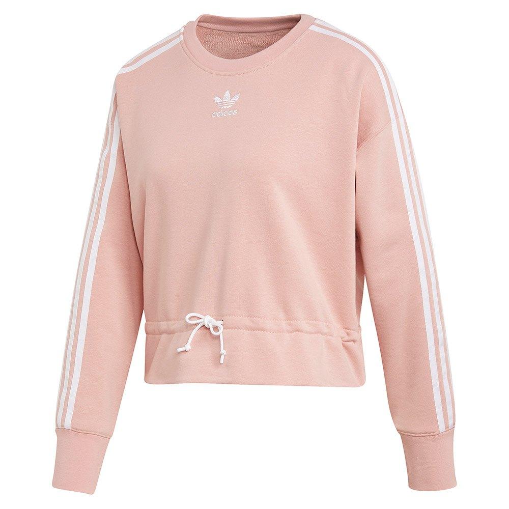 Redondo Cruel espacio  adidas originals Sweater Pink buy and offers on Dressinn