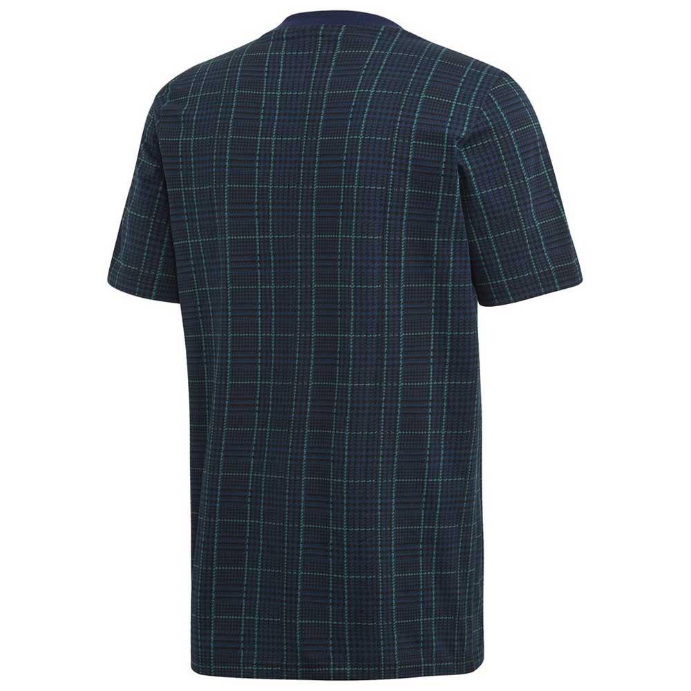 T shirts Adidas originals Tartan
