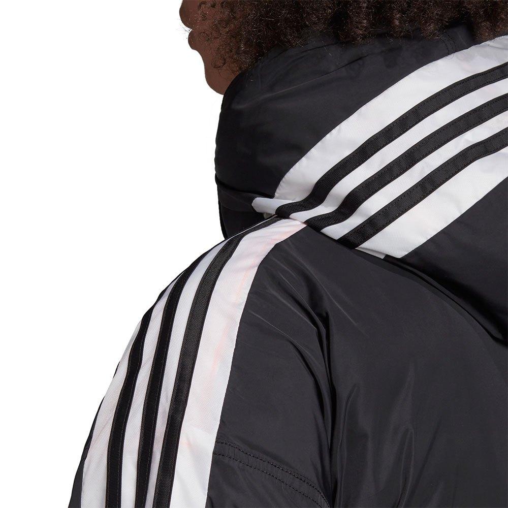 adidas originals Short Synthetic Down Svart, Dressinn Jackor