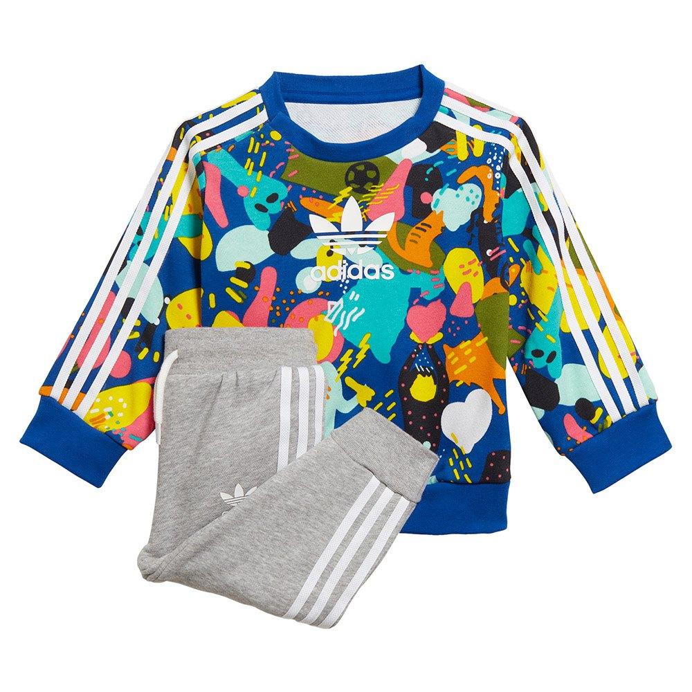 adidas originals Crew Set Infant Flerfärgad, Dressinn