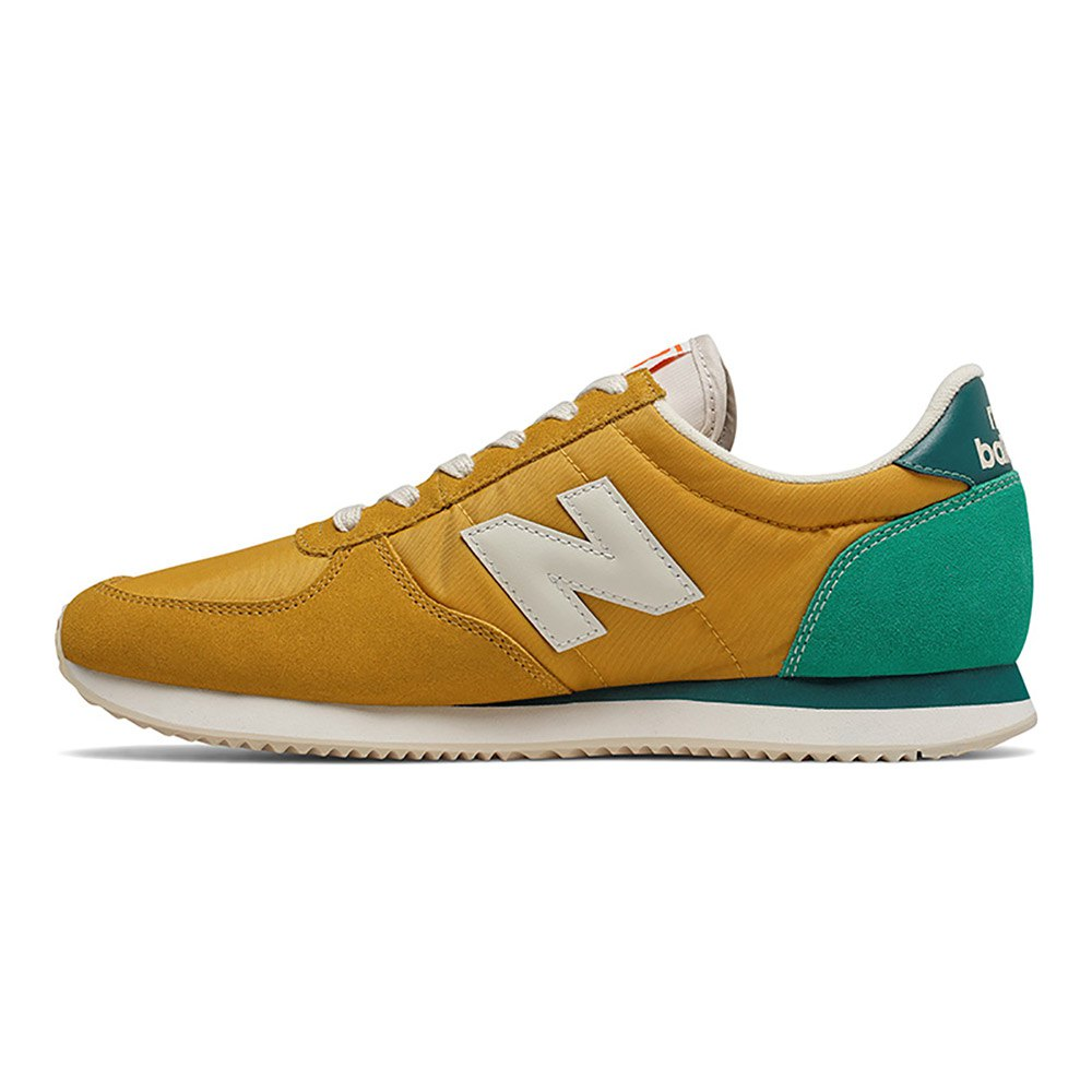 New Balance 220 Yellow Buy And Offers On Dressinn