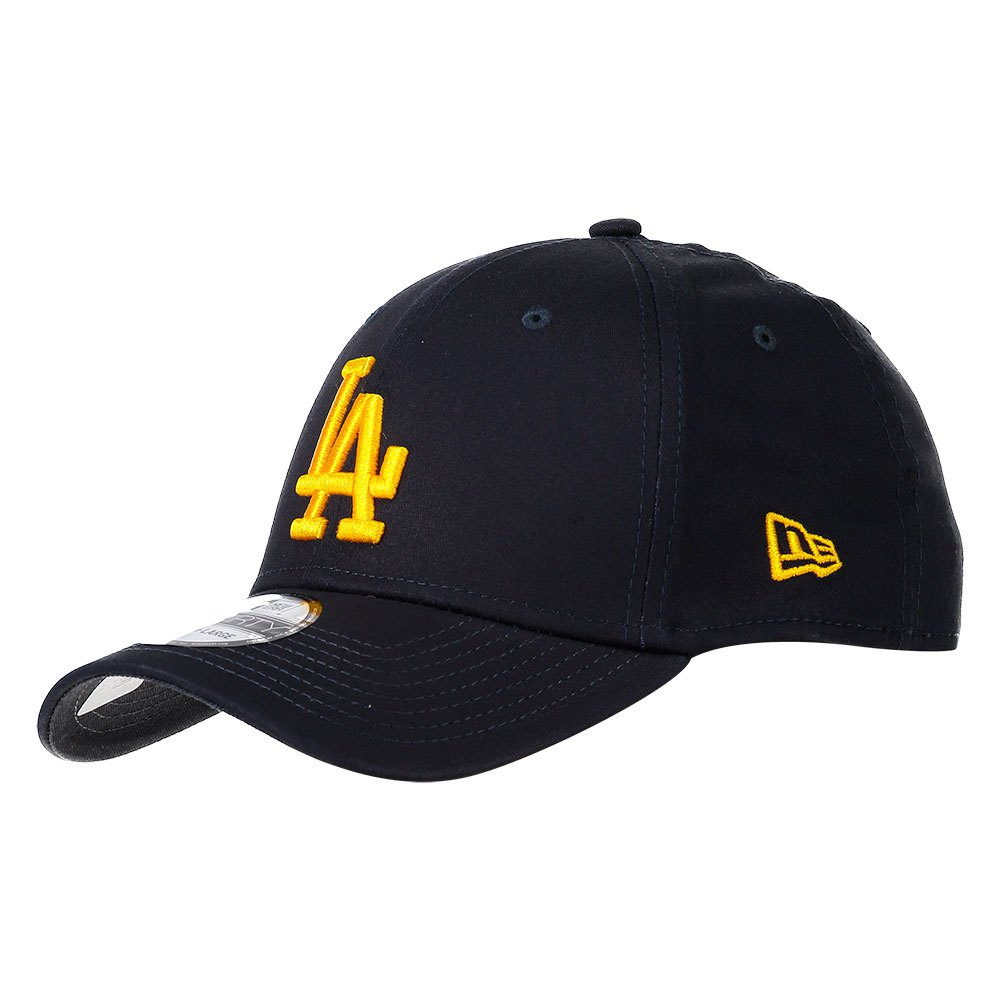 GRAPHITE NEW ERA 39THIRTY LEAGUE ESSENTIAL LOS ANGELES DODGERS