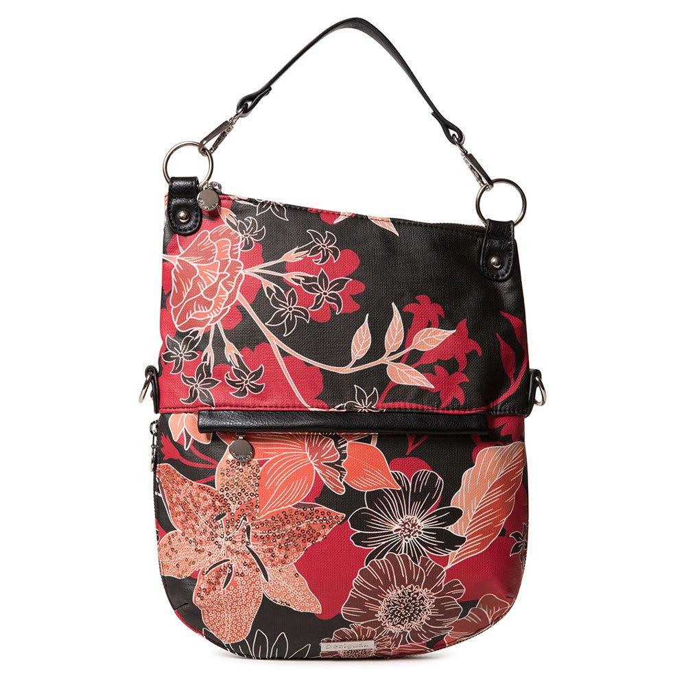 Desigual Arty Gaia London Shoulder Bag Negro