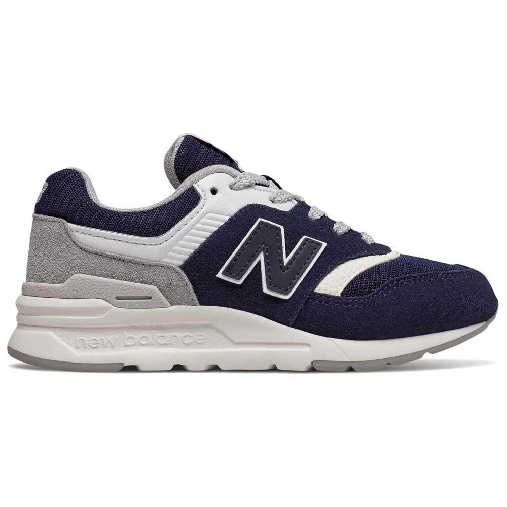 new balance 997h azul
