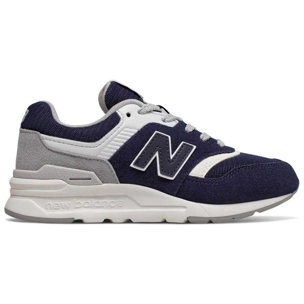 New balance 997H Trainers Blue buy and offers on Dressinn