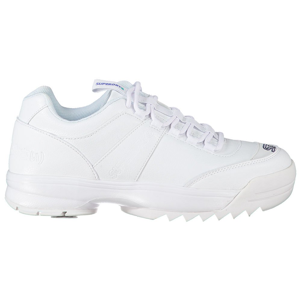 Superdry Chunky Trainer White buy and