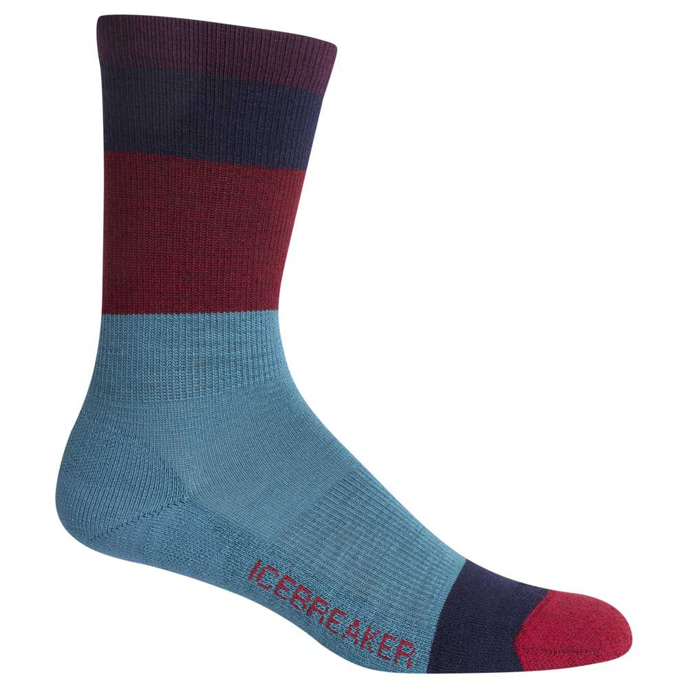 chaussettes et collants Icebreaker Lifestyle Light Otc Legacy Stripe