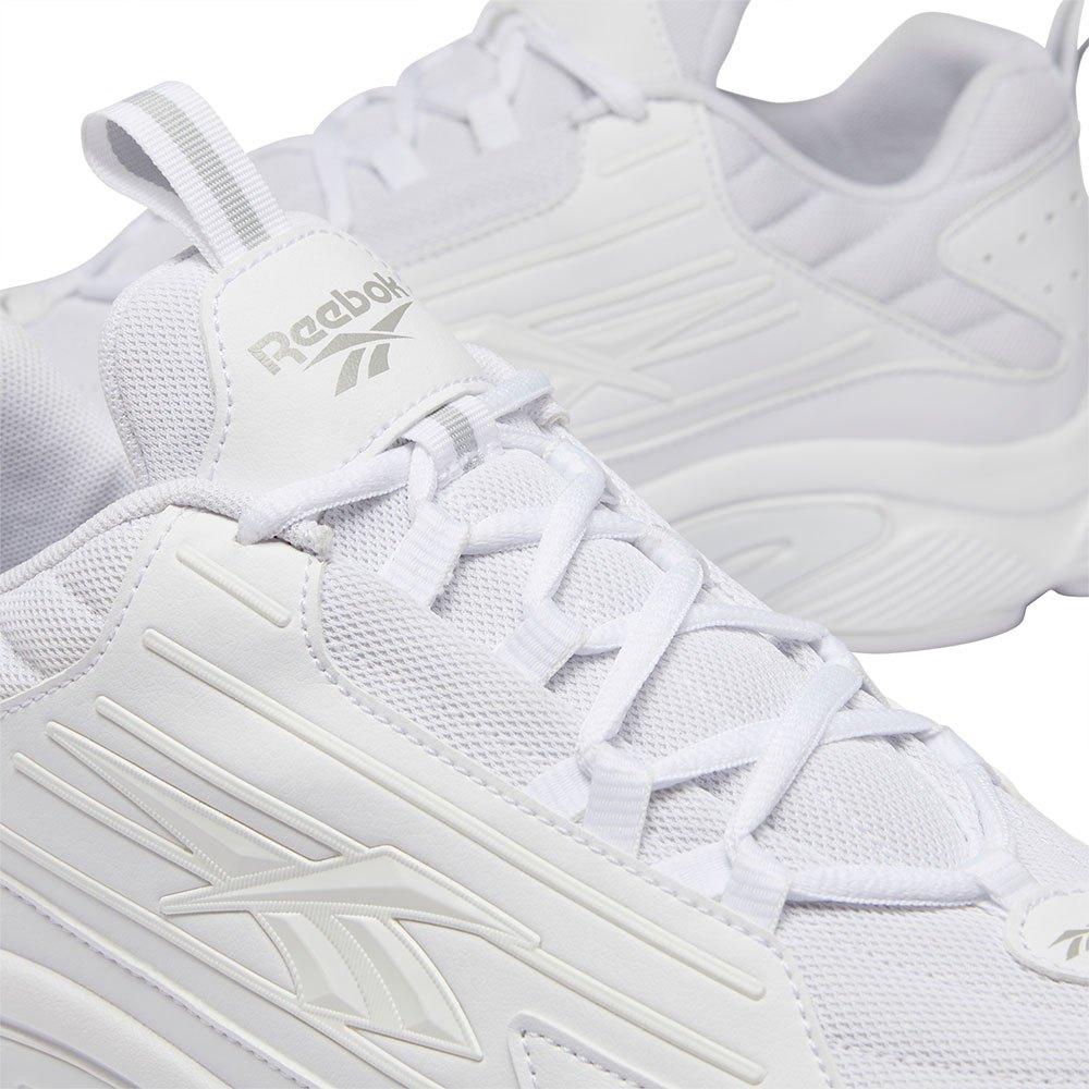reebok dmx ride, Reebok Classic Leather Retro Shoes White