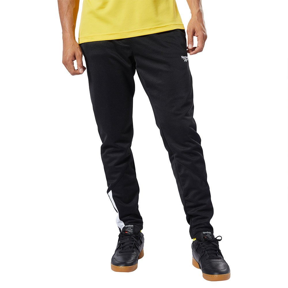 reebok retro joggers in black bq5422