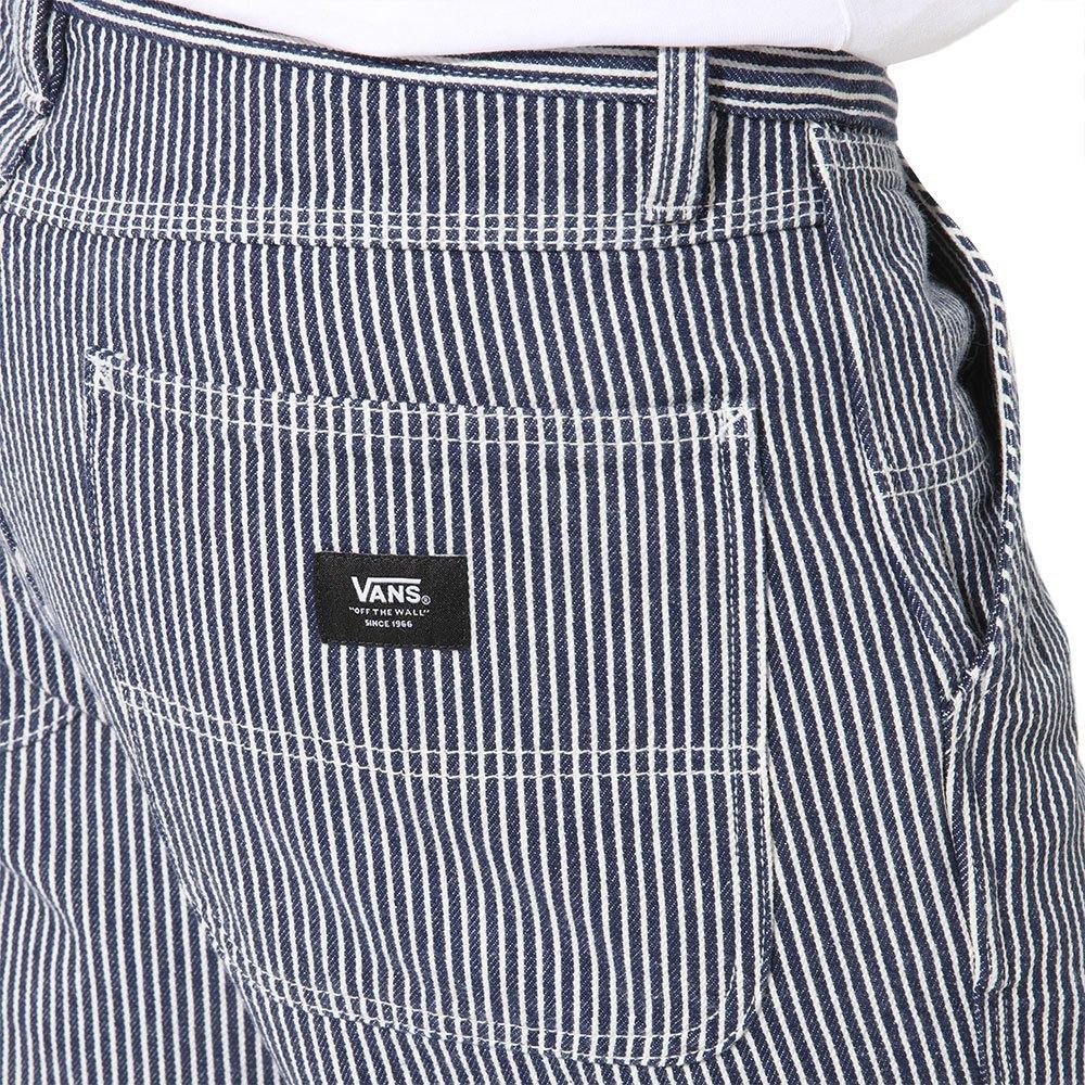 Vans Crowbar Pants Regular Gris acheter et offres sur Dressinn