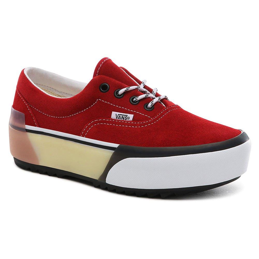 Vans Era Stacked Красный, Dressinn