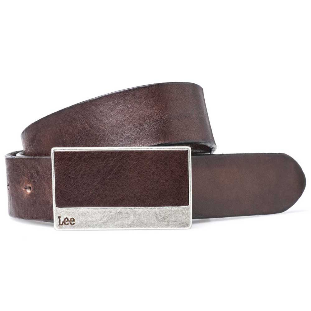 Ceintures Lee Buckle 90 cm Dark Brown