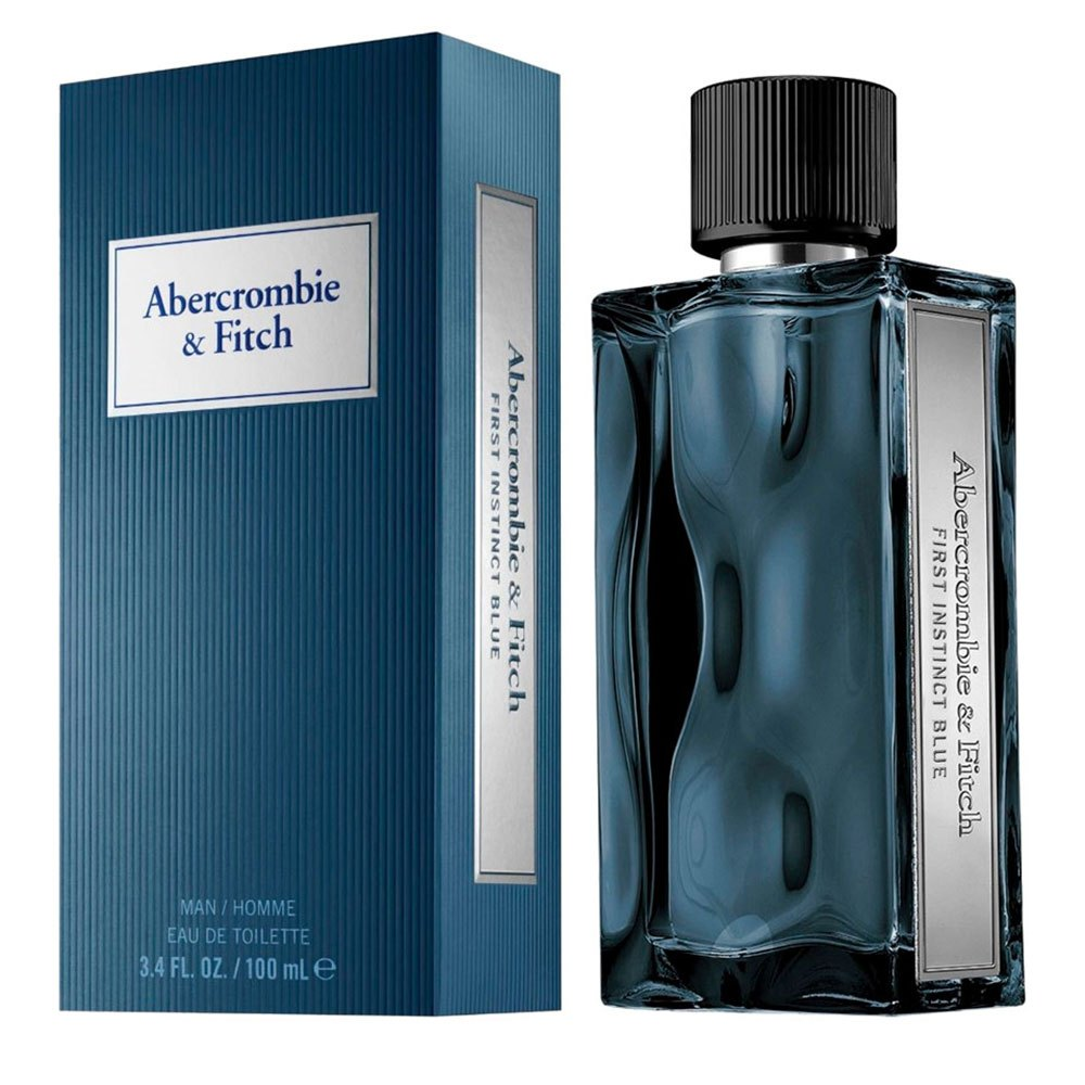 Perfumes masculinos Abercrombie---fitch First Instinct Blue Vapo 100ml