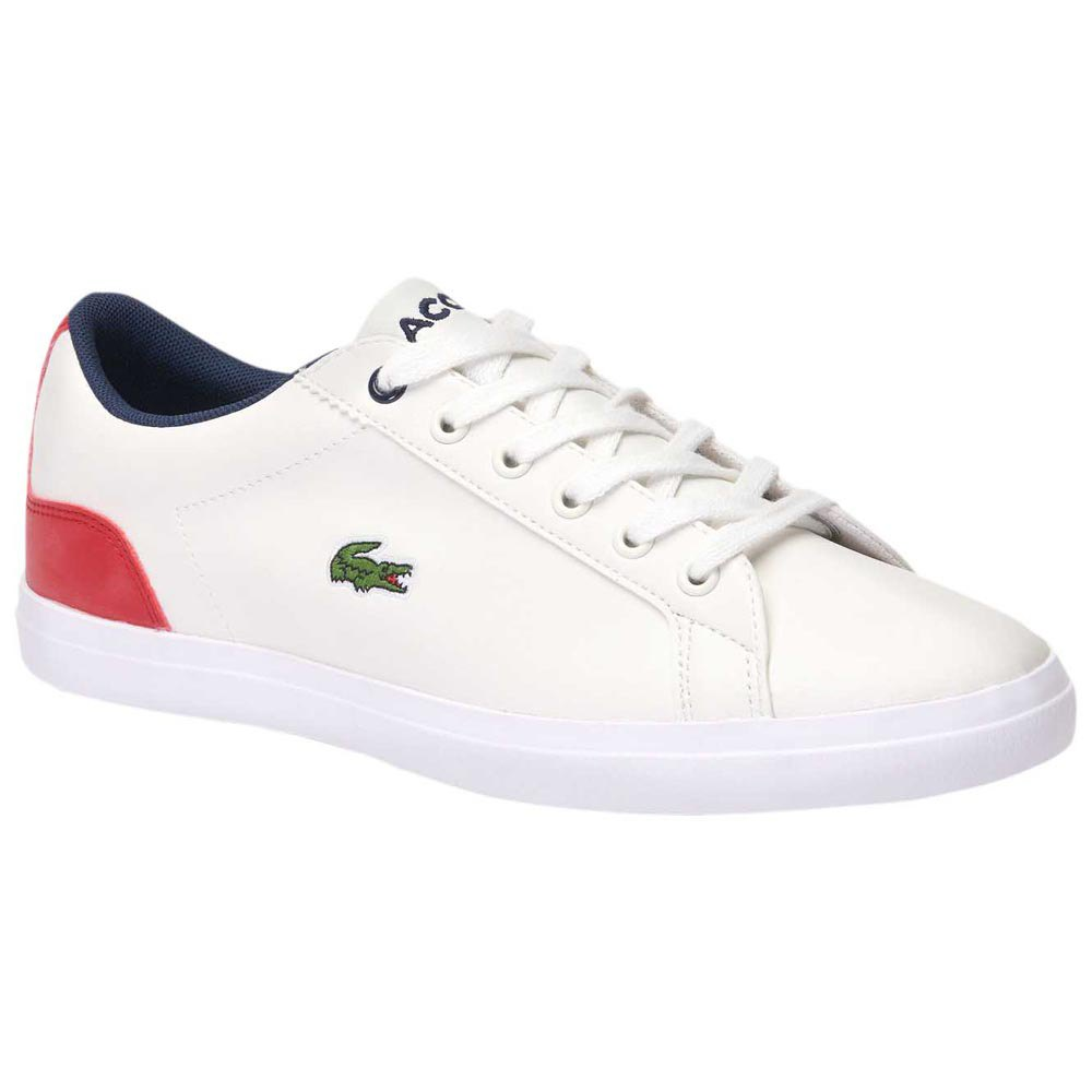 Lacoste White \u0026 Red White buy and