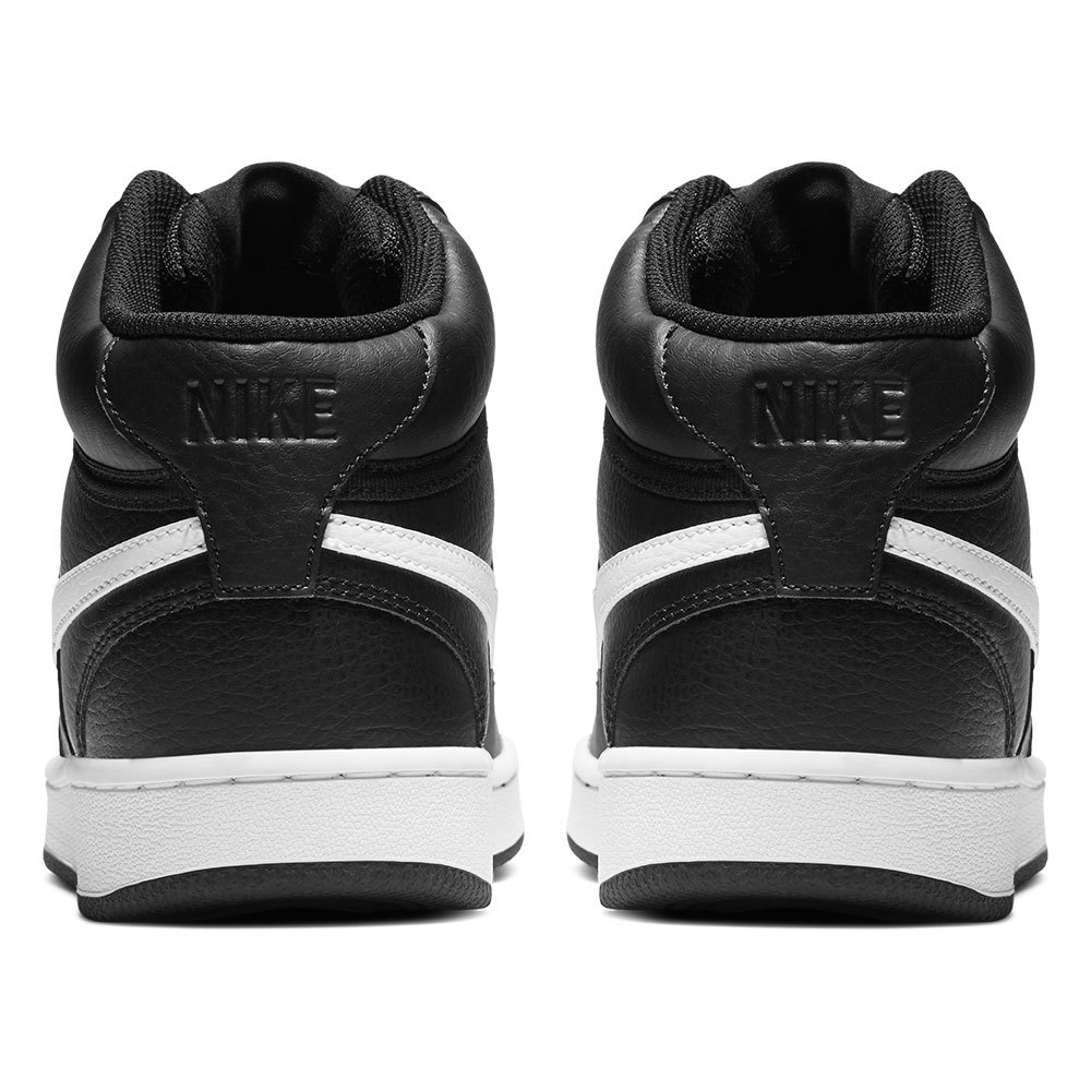 Eliminar A veces Infantil  Nike Court Vision Mid Black buy and offers on Dressinn
