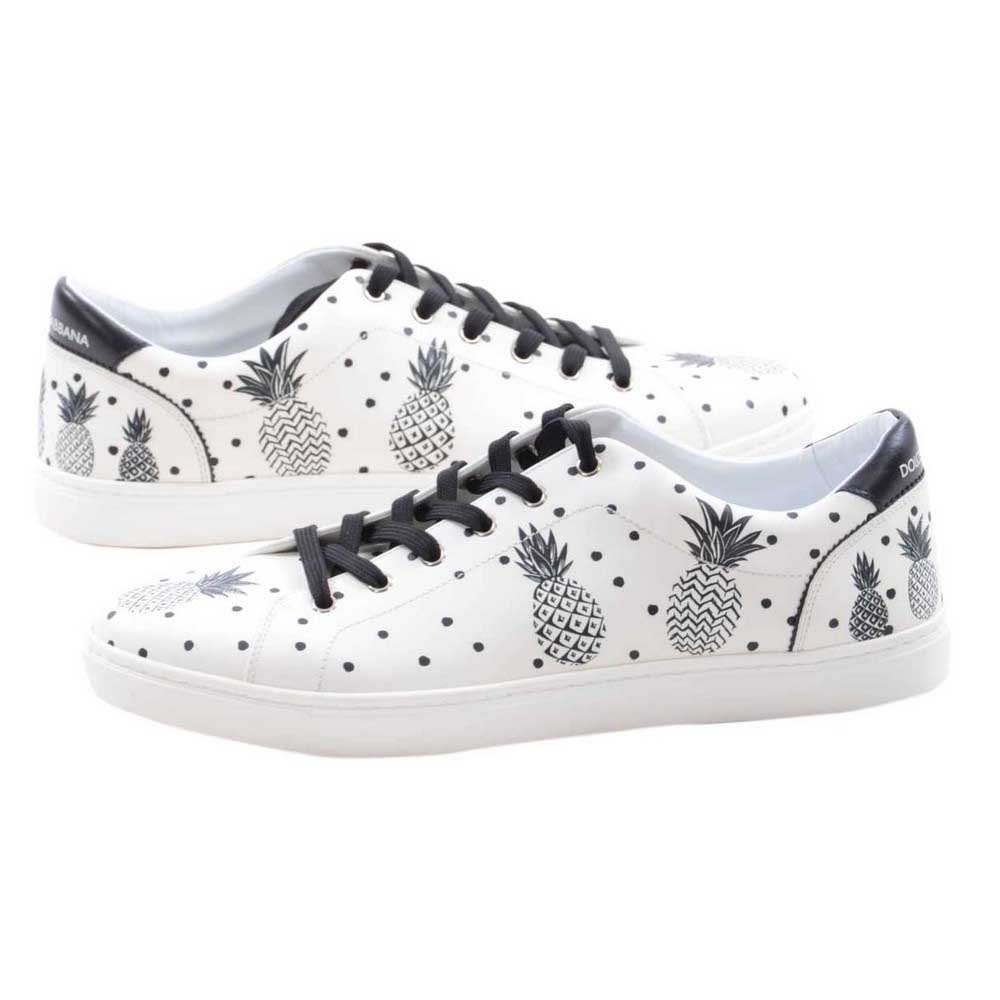Dolce & gabbana Pineapple Sneakers Branco, Dressinn Sneakers