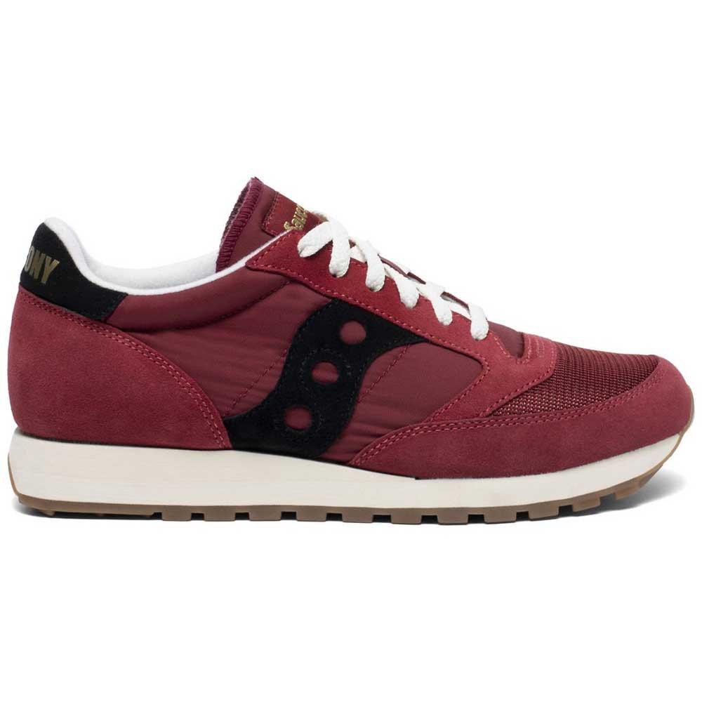 Sneakers Saucony-originals Jazz Original Vintage EU 40 1/2 Burgundy