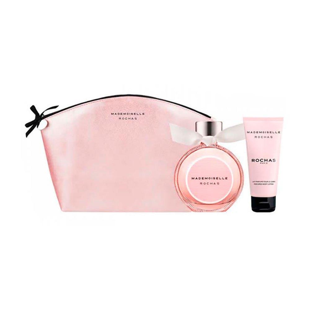 Perfumes femininos Rochas Mademoiselle Vapo 90+18ml