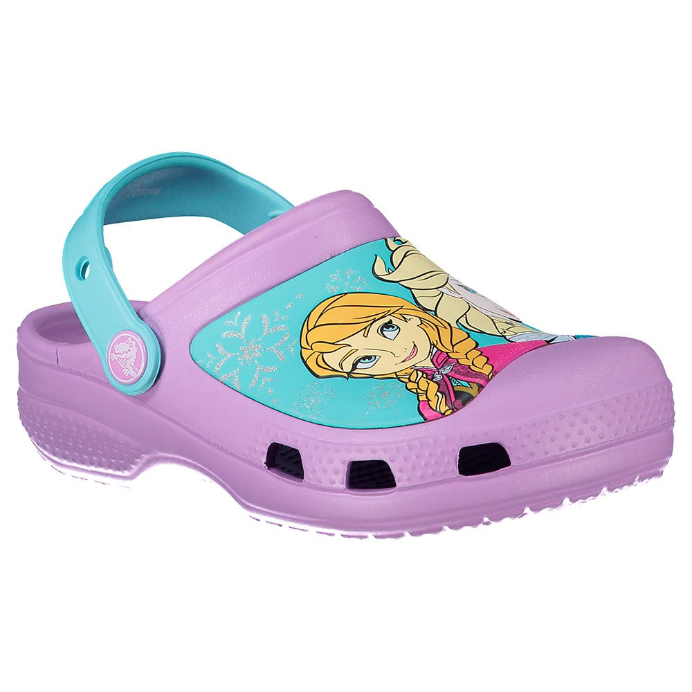 Crocs Frozen Clog Pink buy and offers