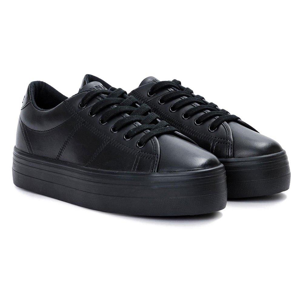 No name Plato Sneaker NappaPatent Svart, Dressinn Sneakers