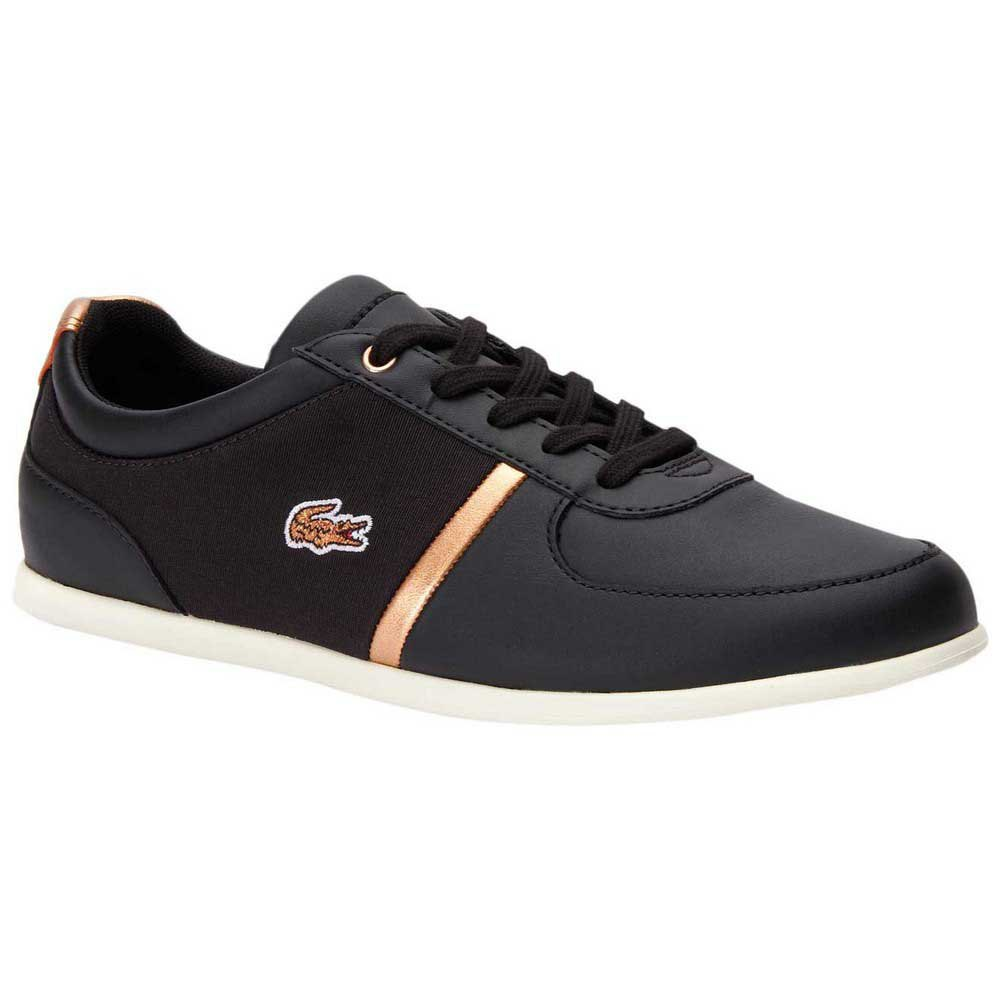 Sneakers Lacoste Rey Sport Leather And Textile