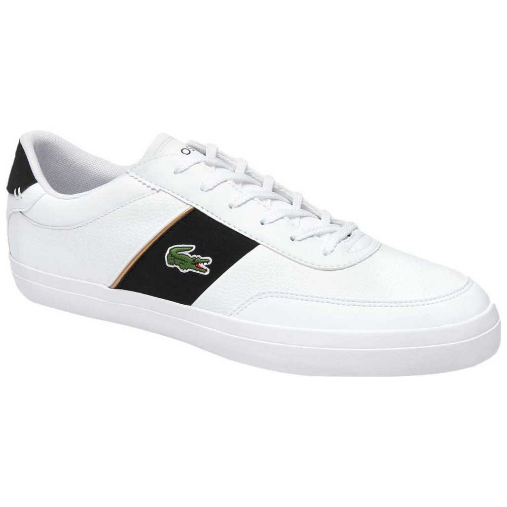 Sneakers Lacoste Court Master Tumbled Leather And Synthetic