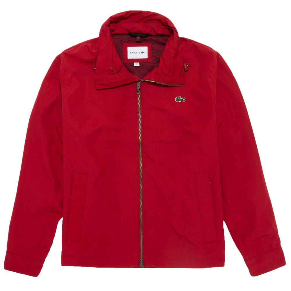 Lacoste Concealed Combinable Lightweight Windbreaker