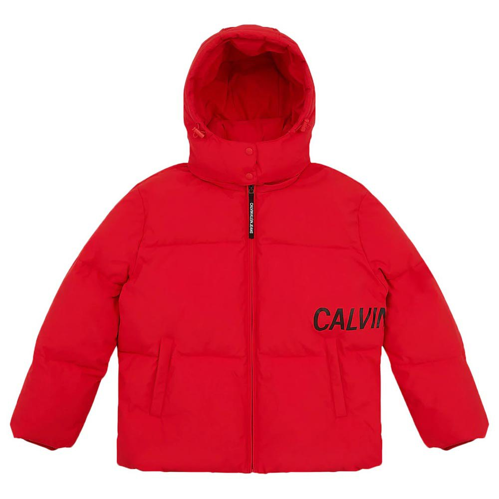 Classic Red Hoodie Calvin Klein