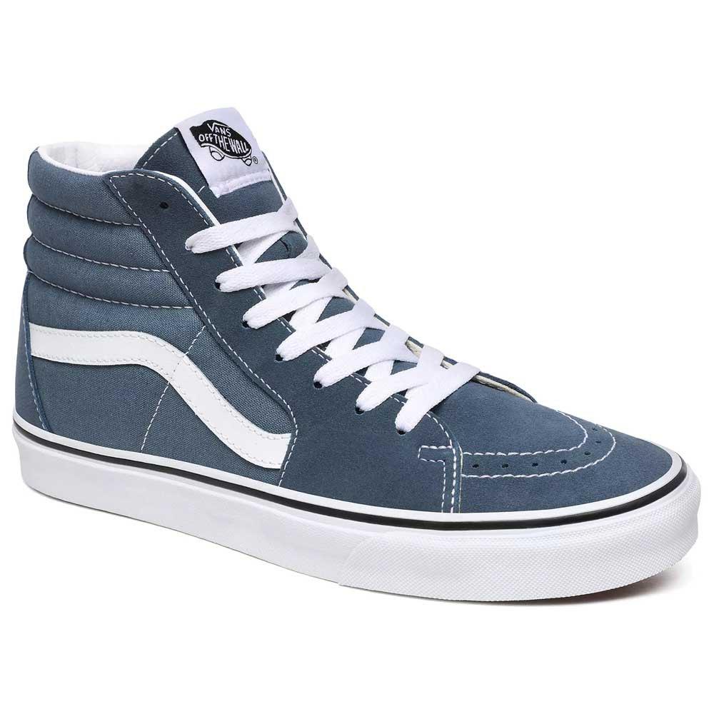 Vans Sk8-Hi Blue buy and offers on Dressinn