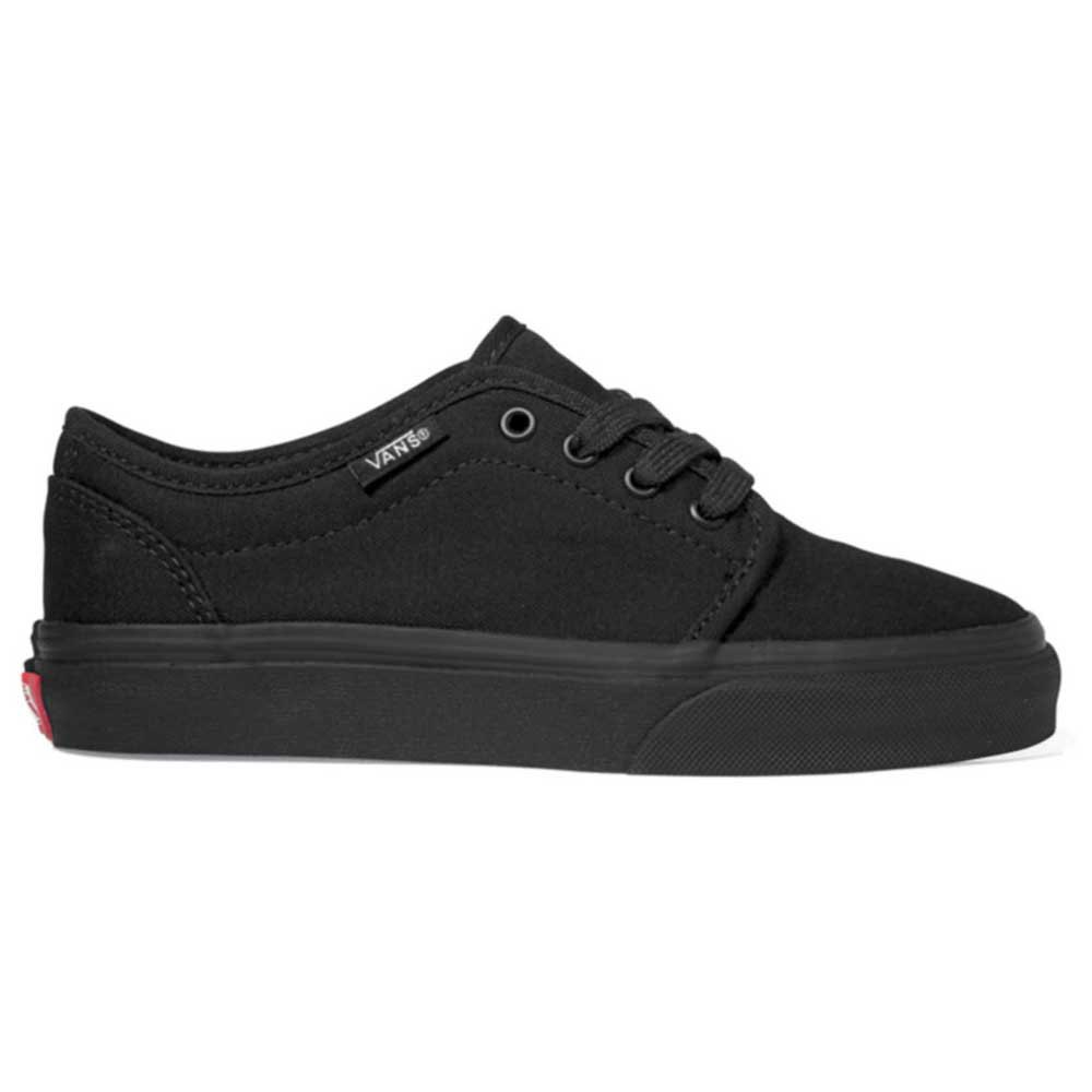 Vans 106 Vulcanized Junior EU 18 1/2 Black / Black