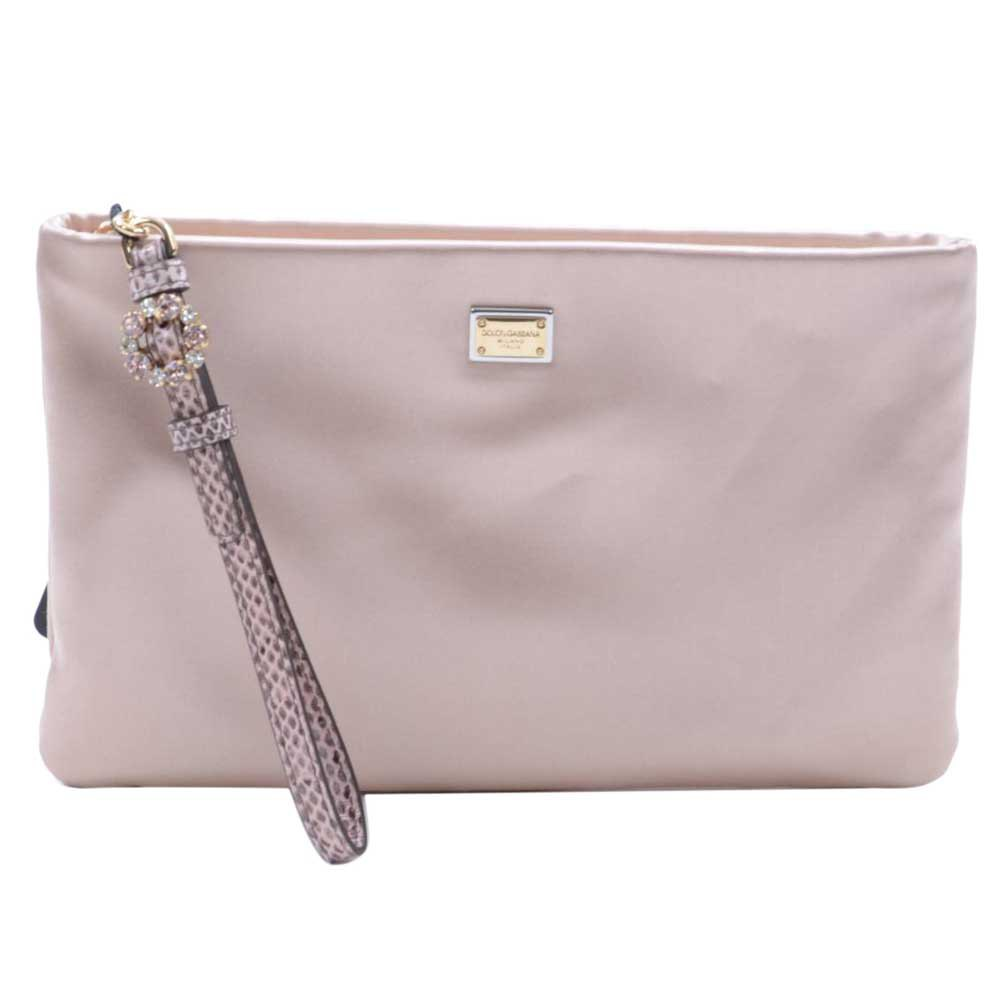 Dolce & gabbana 731955Medium Leather Bag Svart, Dressinn Vesker