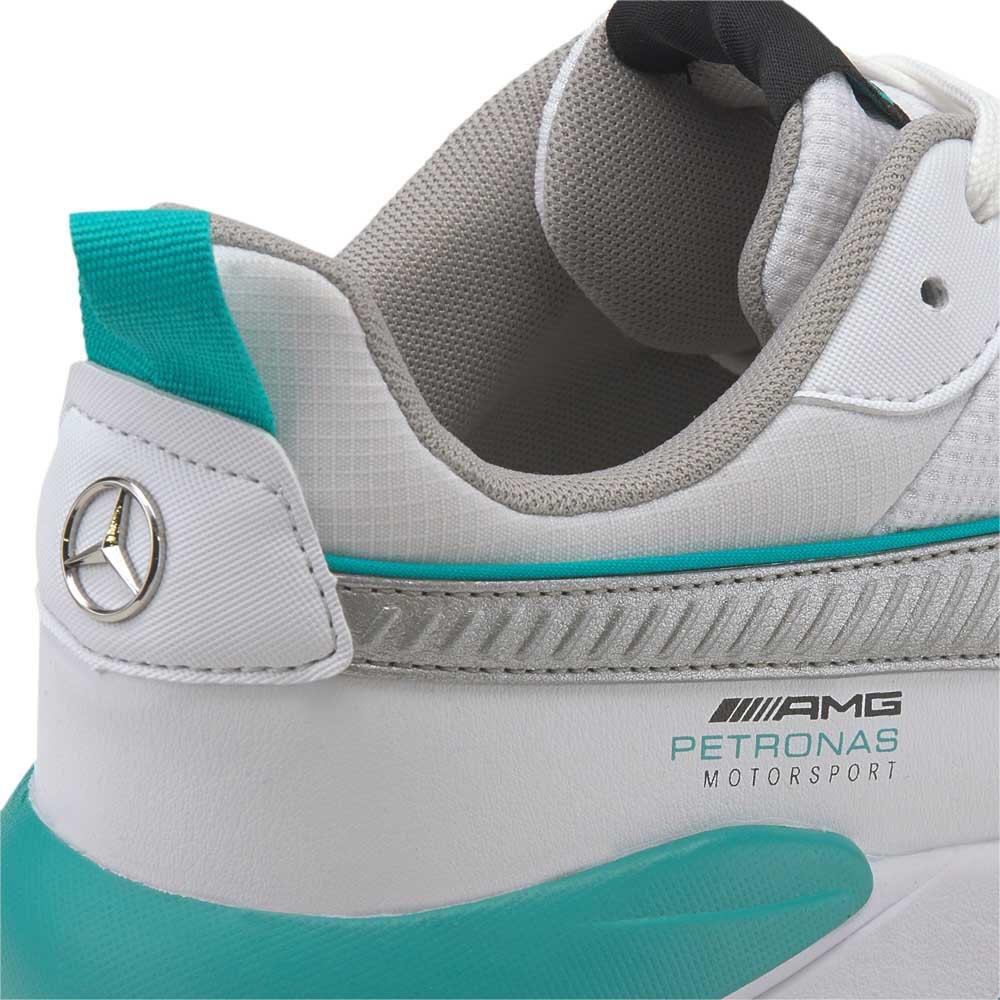 Puma Mercedes AMG Petronas Motorsport X-Ray Trainers White, Dressinn