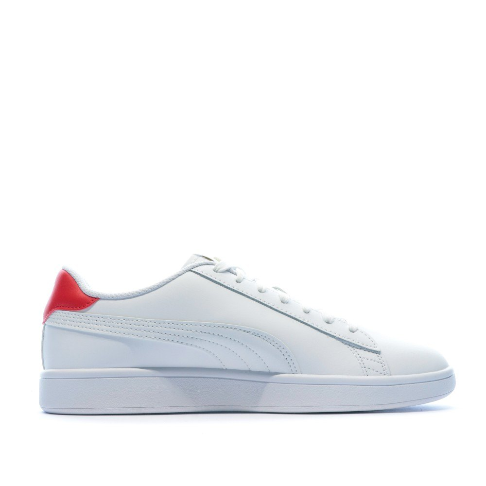 Puma Smash v2 L White buy and offers on