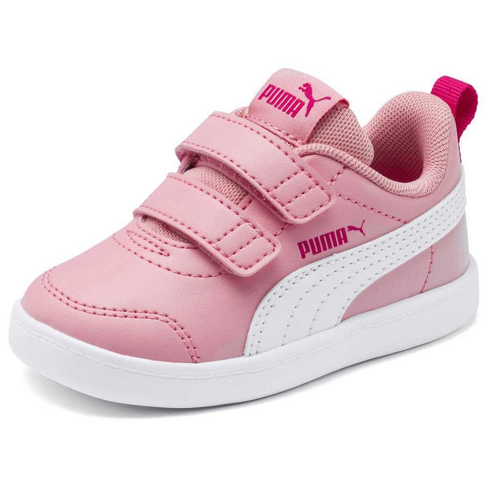 Puma Courtflex v2 Velcro Infant
