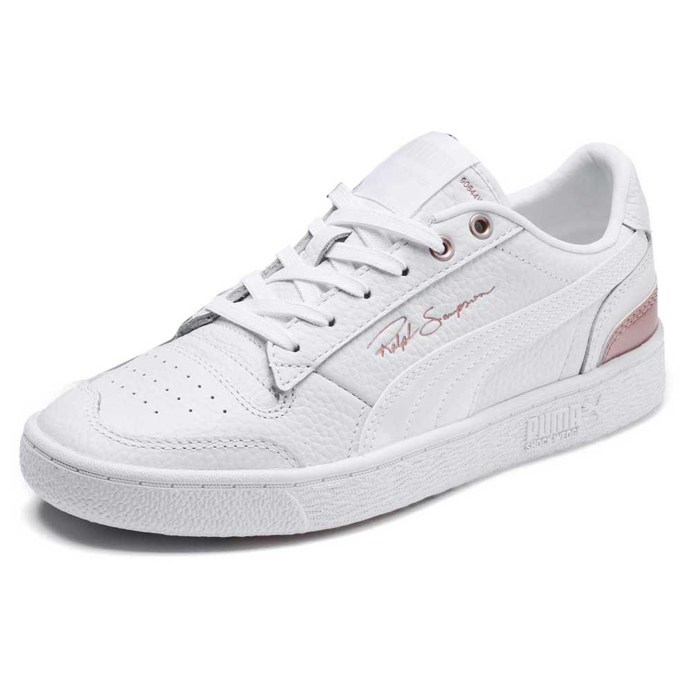 Puma-select Ralph Sampson Low Metal EU 38 Puma White / Rosewater