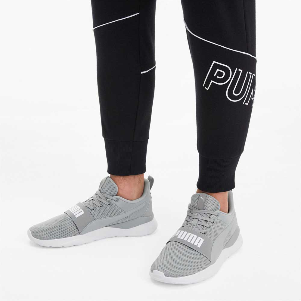 Puma Anzarun Lite Bold Trainers Grey buy and offers on Dressinn