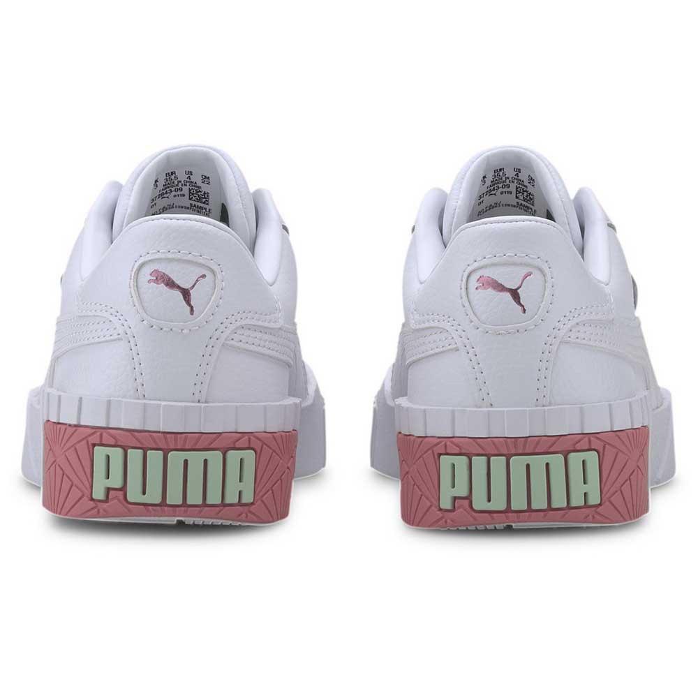 Puma Cali Junior White buy and offers