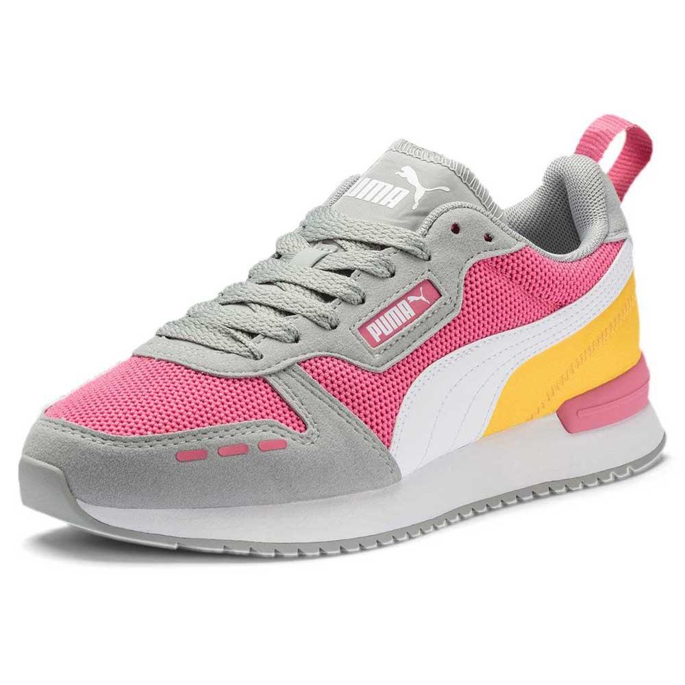 Sneakers Puma R78 EU 37 Bubblegum / High Rise / Puma White