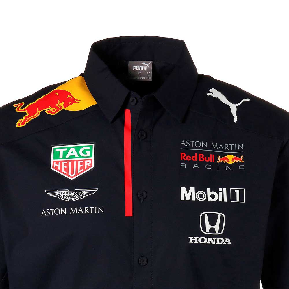 Puma Aston Martin Red Bull Racing Team Blau Dressinn