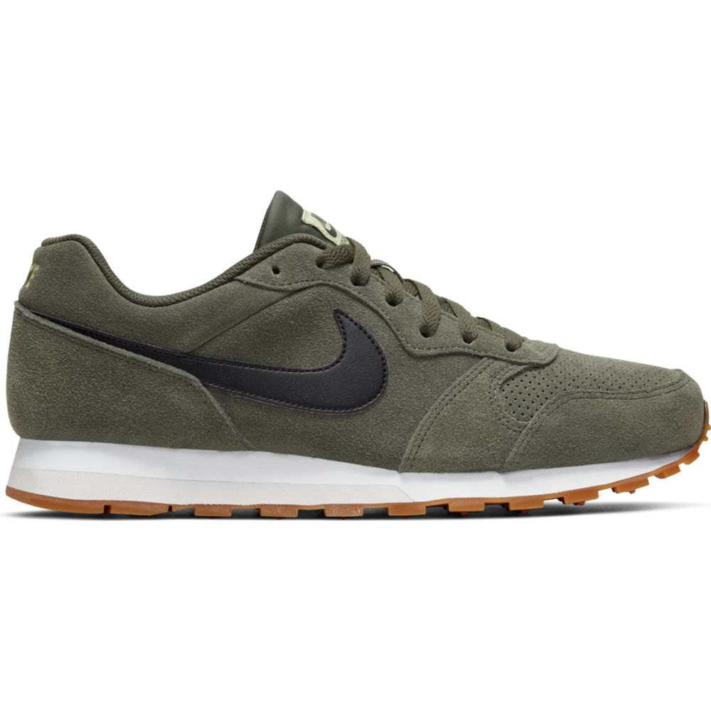 COURT ROYALE SUEDE Joggesko sequoialight brown