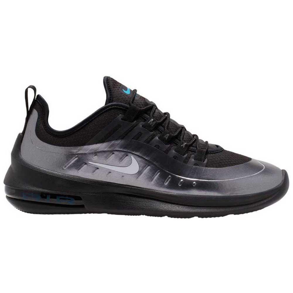 Nike Air Max Axis Premium EU 42 Black / White / Metallic Dark Grey / Laser Blue